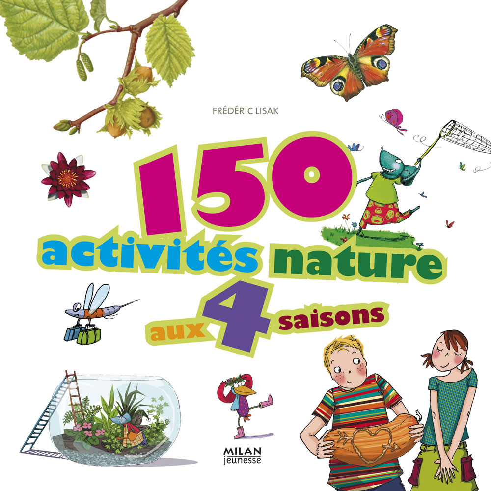 150 activites nature laurence bar