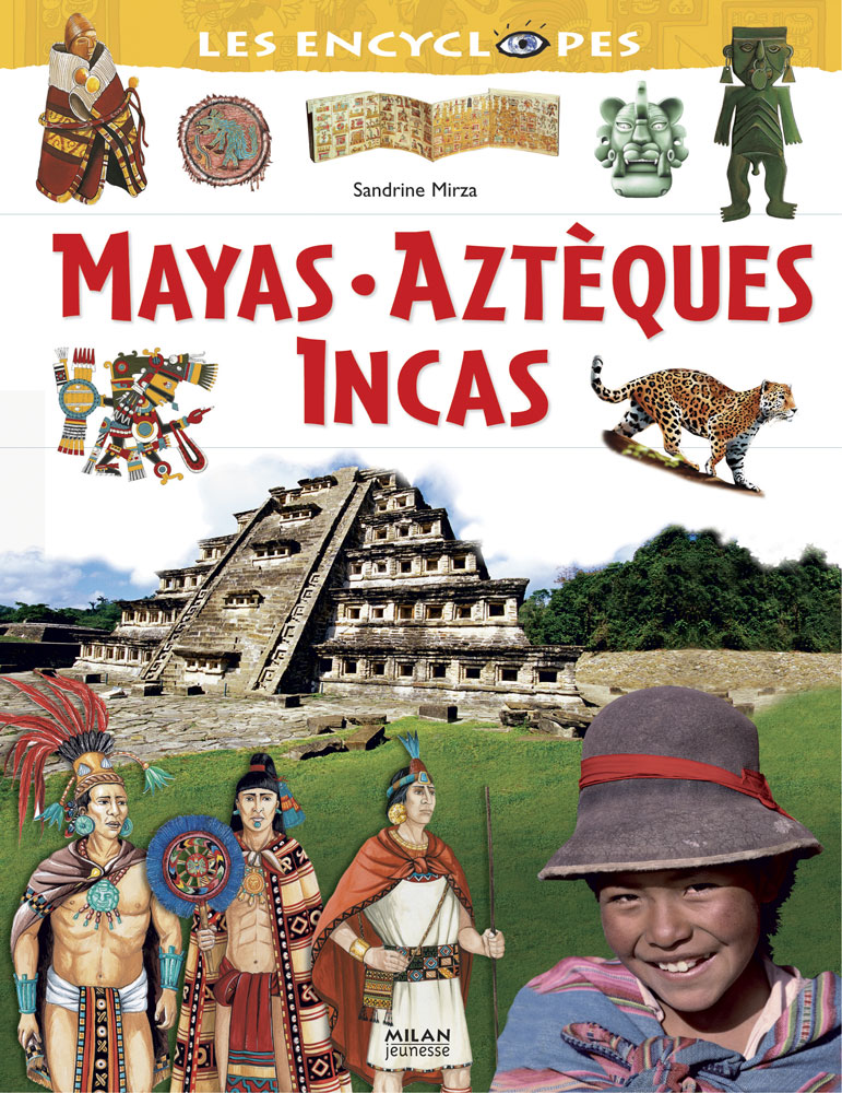 ENCYCLOPE MAYAS laurence bar