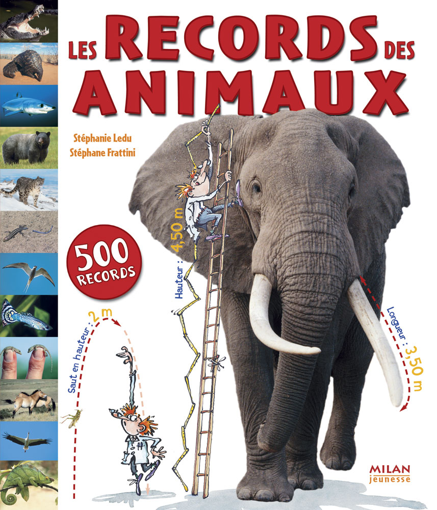 RECORDS DES ANIMAUX laurence bar