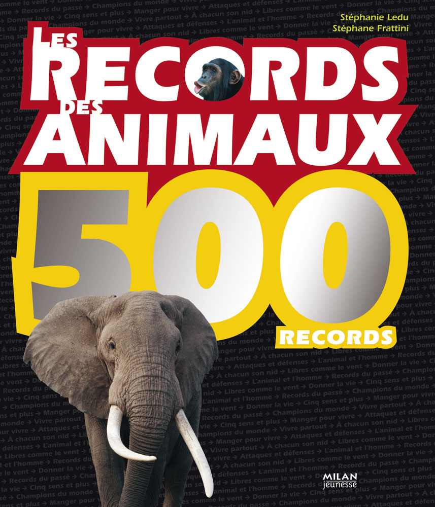 records animaux 500 laurence bar